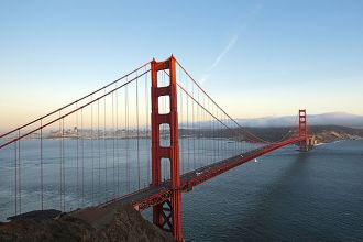 Golden Gate Bridge, San Francisco, California - Credit:Calif