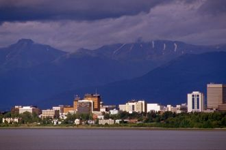 Anchorage, Alaska - Credit:State of Alaska, Frank Flavin