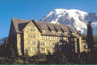 Mount Rainier National Park - Paradise Inn