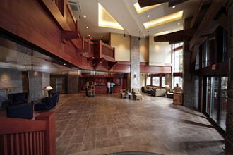 BC/Whistler/Crystal Lodge/lobby-340