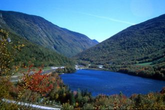 NH/White Mountains/Franconia Notch