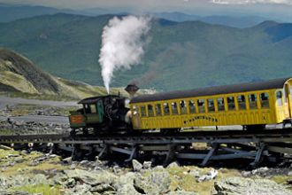 NH/White Mountains/Cog Railway