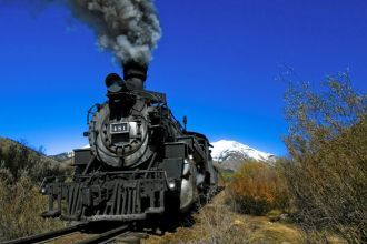 CO/Durango/Railroad vorn