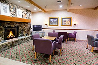 CO/Steamboat/Holiday Inn Steamboat Springs/Lobby-340