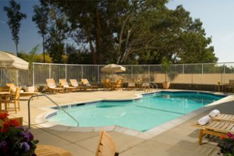 CA/Napa Valley/River Terrace Inn Pool 340