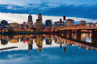 Portland - Credit: Travel Portland