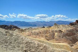 NV/Death Valley Zabriskie Point