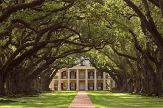 LA/Vacherie/Oak Alley Plantation
