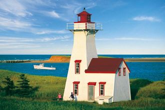 PEI/New London Light