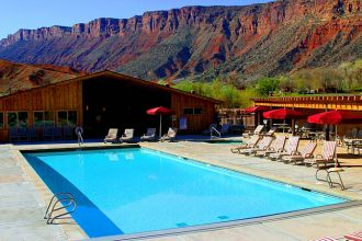 UT/Red Cliffs Lodge/Pool