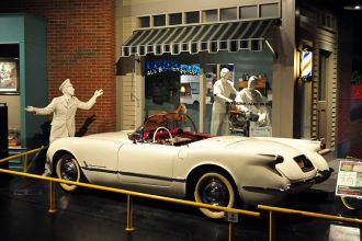 KY/Bowling Green/National Corvette Museum