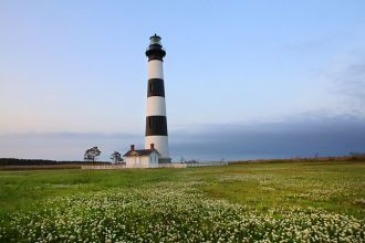 NC/Outer Banks/Bodie Island/Light House
