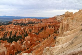 UT/Bryce Canyon National Park/Landschaft 3