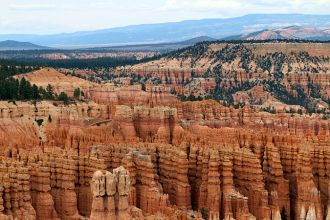 UT/Bryce Canyon National Park/Landschaft 4