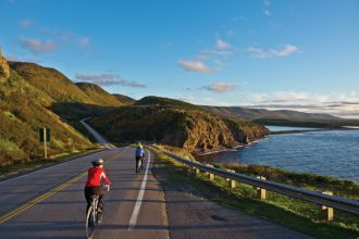 NS/Cabot Trail/Cycling