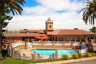 CA/San Francisco/Best Western Plus El Rancho Inn/Aussen