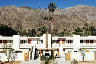 CA/Palm Springs/Ace Hotel & Swim Club/Aussen