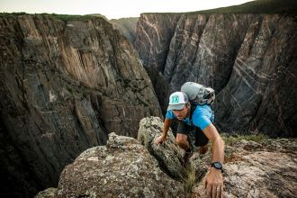 CO/Black Canyon of the Gunnison National Park/Klettern