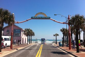 FL/New Smyrna Beach/Flagler Avenue
