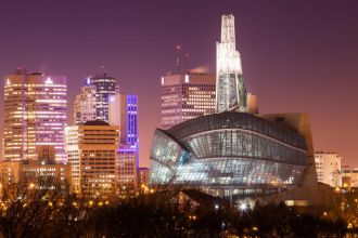 MB/Winnipeg/Skyline