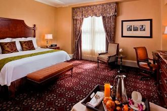 LA/New Orleans/The Roosevelt Hotel New Orleans/King Bett Deluxe