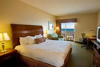 NC/Kitty Hawks/Hilton Garden Inn Outer Banks/1 King Bett
