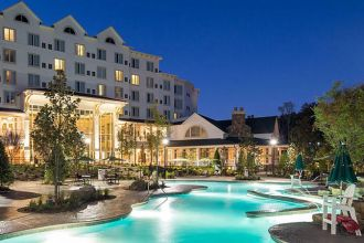 TN/Pigeon Forge/Dollywood's DreamMore Resort and Spa/Außenpool