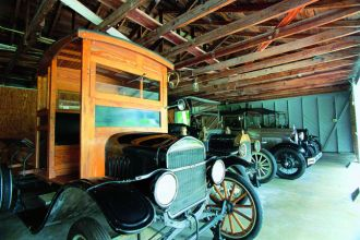 FL/Fort Myers/Edison & Ford Winter Estate/Ford Automobile