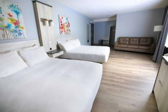 QC/Lac Saint-Jean/Travelodge by Wyndham Alma/Zimmer