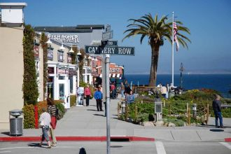 CA/Monterey/Monterey Bay/Cannery Row
