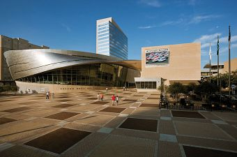 NASCAR Hall of Fame, Charlotte, North Carolina - Credit: VisitNC.com