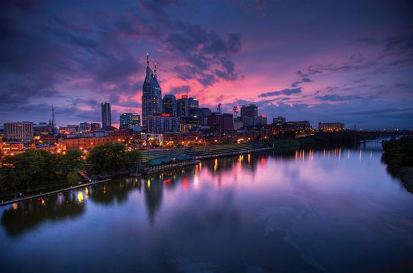 Nashville, Tennessee - Credit: Nashville Convention & Visitors Corp.
