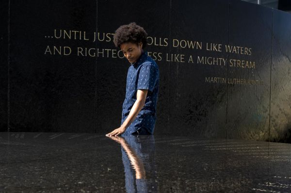 Civil Rights Memorial, Montgomery, Alabama - Credit: U.S. Civil Rights Trail