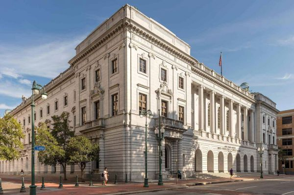 5th Circuit Court of Appeals, New Orleans, LS - Credit: U.S. Civil Rights Trail